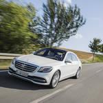 新型Sクラスに試乗 Mercedes-Benz
