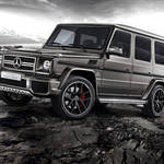 Gクラスに2種類の特別仕様車|Mercedes-Benz ギャラリー