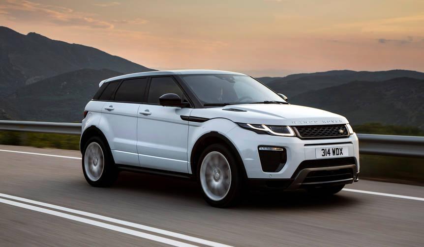 ディーゼルモデルを追加したイヴォーク2018年モデル Range Rover