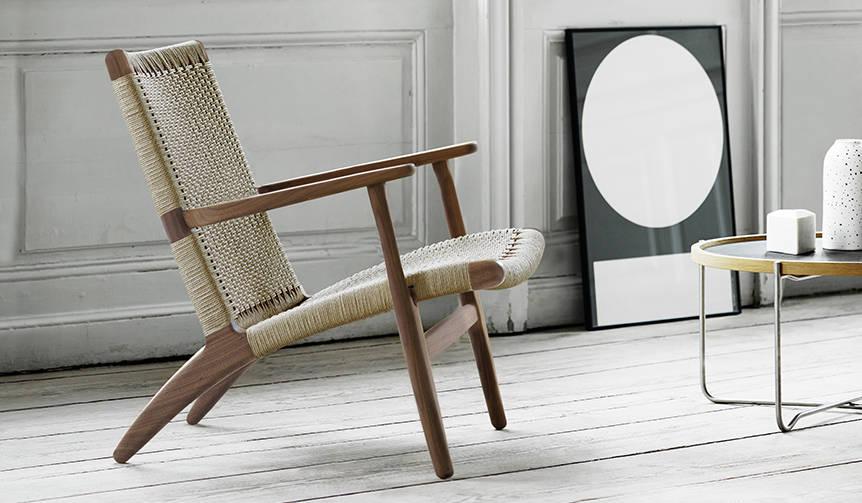発表から70年。変わらない優雅さと座り心地を|CARL HANSEN & SØN