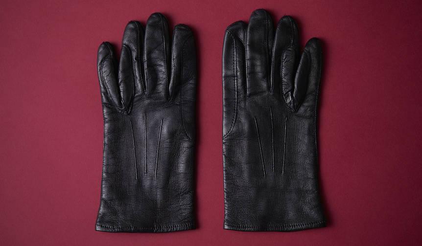 vol.9「愛すべき、黒革の手袋」CHESTER JEFFERIES|チェスター ジェフリー