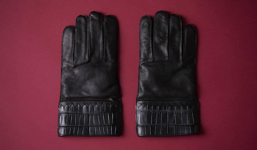 vol.9「愛すべき、黒革の手袋」BOTTEGA VENETA|ボッテガ・ヴェネタ