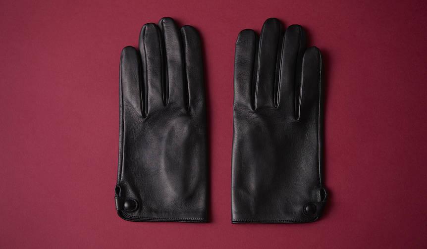 vol.9「愛すべき、黒革の手袋」DIOR HOMME ディオール オム
