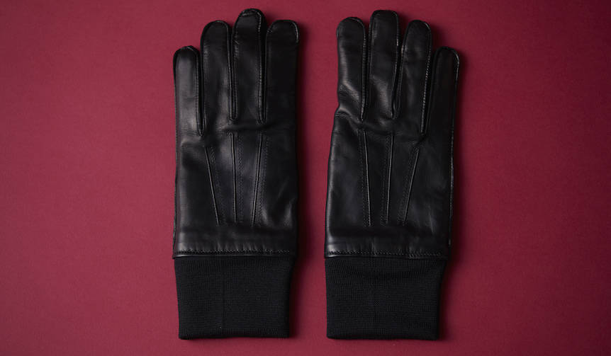 vol.9「愛すべき、黒革の手袋」LANVIN|ランバン