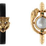 ゴールドなルックスが印象的なグッチの腕時計 2モデルが登場|GUCCI