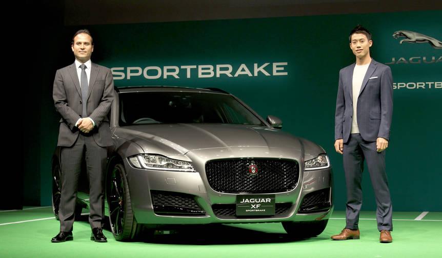 ジャガーXFにワゴンタイプの「XFスポーツブレイク」追加|Jaguar