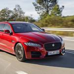 ジャガーのステーションワゴン「XFスポーツブレーク」を試す|Jaguar
