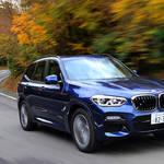 国内導入されたばかりの新型X3に試乗|BMW