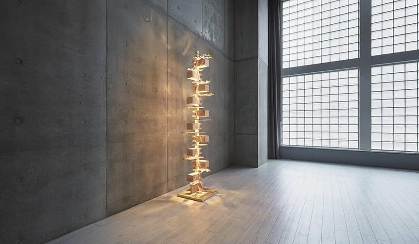 生誕150周年。フランク・ロイド・ライトへのオマージュを照明で表現|YAMAGIWA