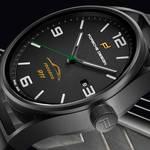 名車「ポルシェ911」の100万台生産突破を記念した限定ウォッチ|PORSCHE DESIGN