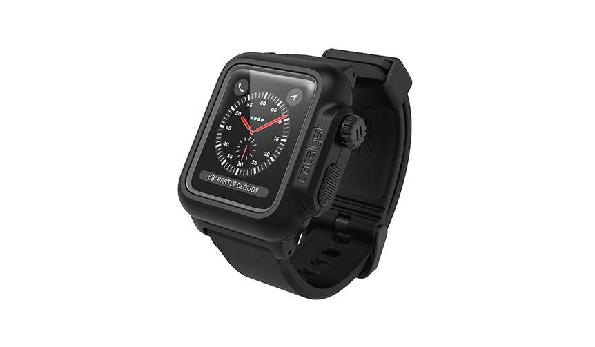 Apple Watch Series 2/3専用の完全防水ケース |Catalyst