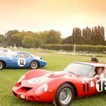 古典車と過ごす優雅な週末 Chantilly Art & Elegance Richard Mille