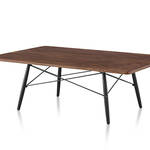 イームズのコーヒーテーブルとチェアの新オプションを発表|Herman Miller