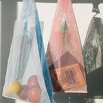 従来のコンビニ袋を意匠として受け継ぎ、丈夫で長く使えるコンビニバッグ|amabro