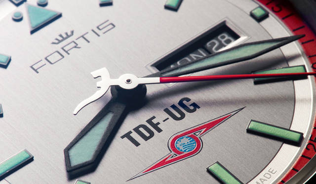 フォルティス発の最新限定モデルは、ウルトラセブンとコラボレート!?|FORTIS