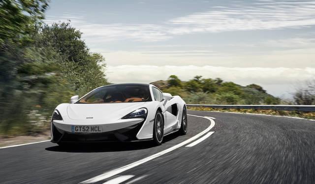 マクラーレン18年モデル、570GTなどスポーツシリーズを強化|McLaren