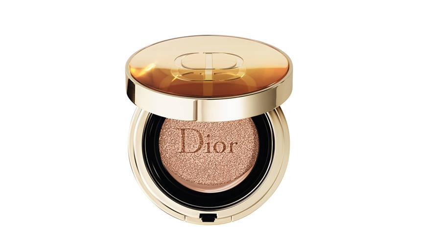 ディオールのクッション ファンデーション「グランヴィル ローズ」の恵みを肌に|Dior