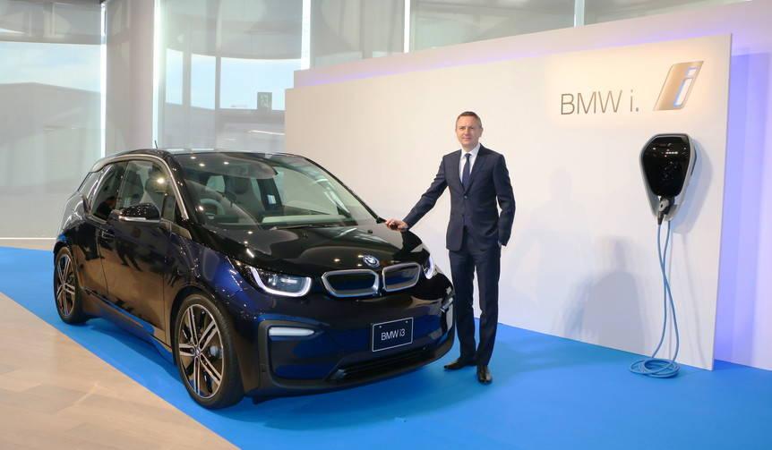 マイナーチェンジしたi3国内導入|BMW