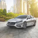 ホンダが新型「インサイト」プロトタイプを世界初披露|Honda