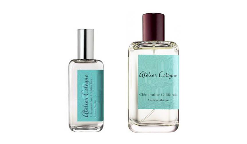 【3/7発売】自然で生き生きとした香り「クレメンティン・カリフォルニア」 Atelier Cologne