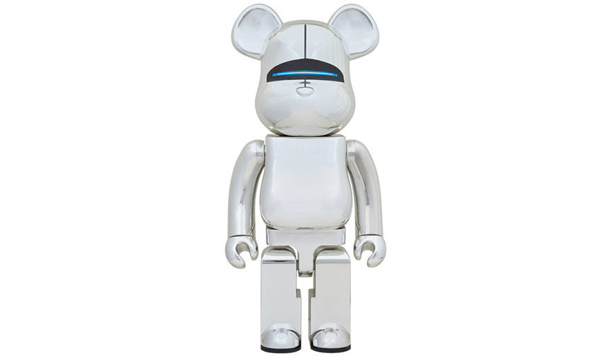 SORAYAMA SEXY ROBOT BE@RBRICK 1000%|MEDICOM TOY
