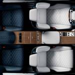 世界初披露するレンジローバーSVクーペのインテリアを公開|Land Rover