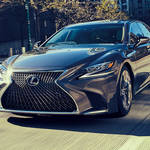 新型レクサス LS500hに試乗|Lexus