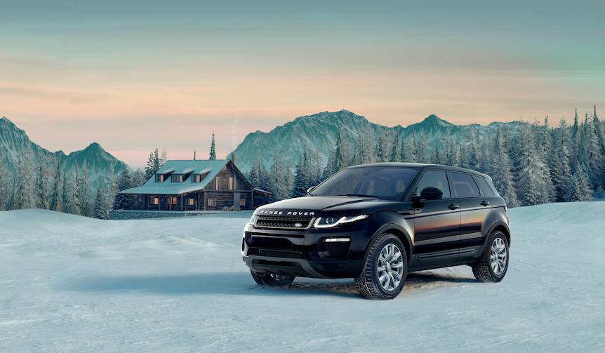イヴォークの装備を充実したディーゼル搭載限定モデル登場|Land Rover