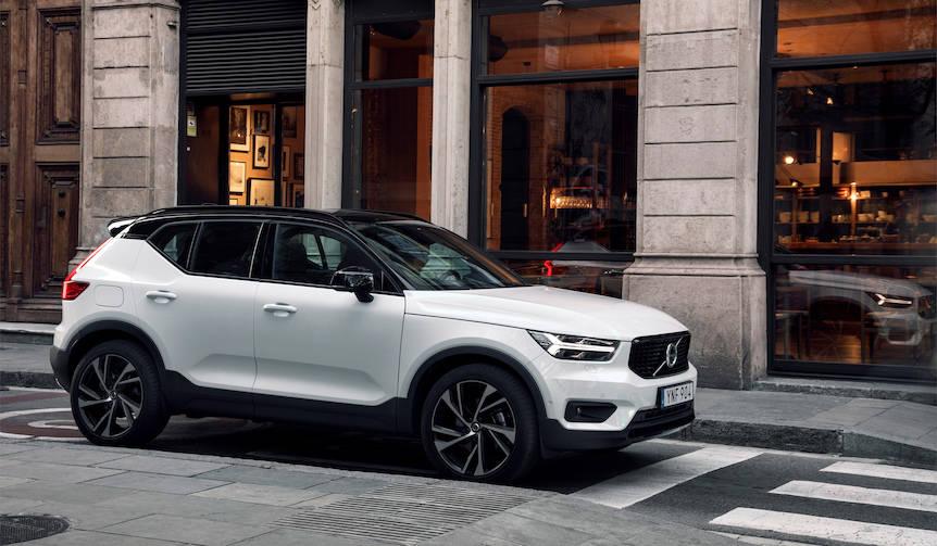 ボルボがコンパクトSUV「XC40」の予約注文を開始|Volvo