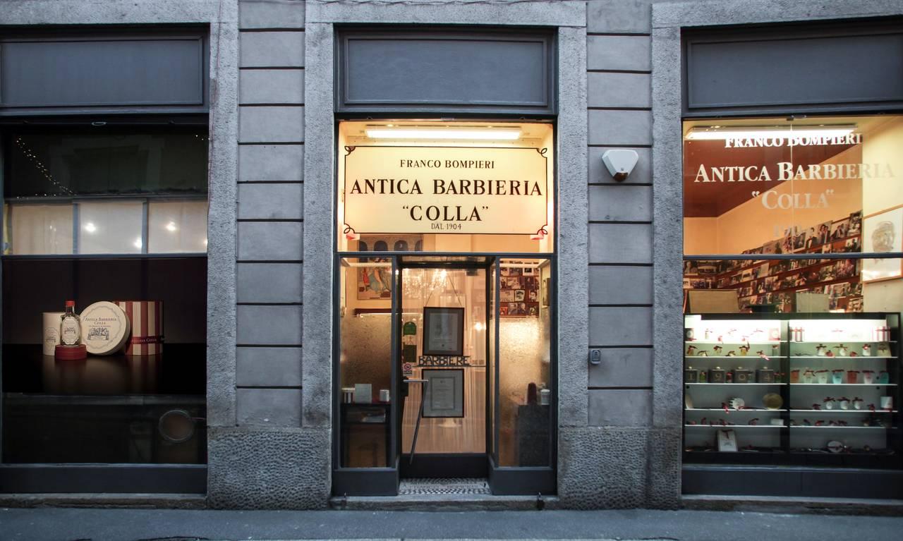 ミラノの理容店が手掛ける高級メンズグルーミングアイテム|Antica Barbieria Colla