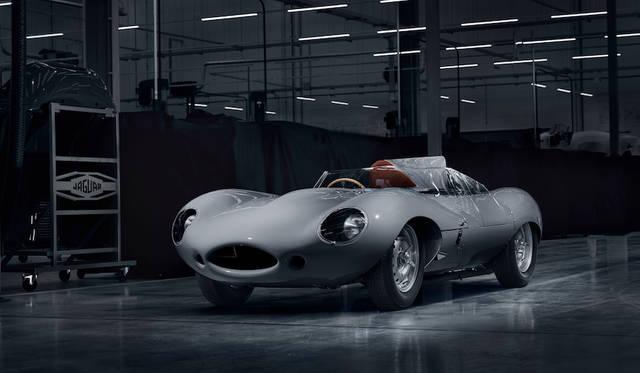 62年を経てジャガーが「Dタイプ」の製造を再開|Jaguar - Web Magazine ...