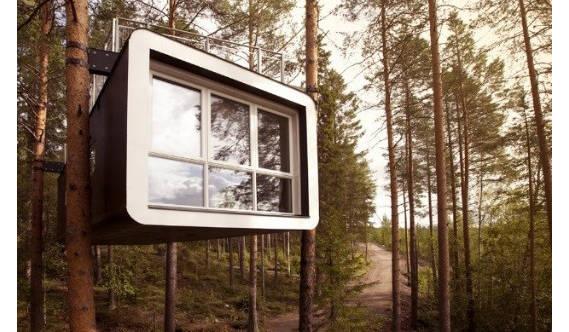 心躍る! 夢が叶う!! 世界のツリーハウス・ホテル|Hotels.com