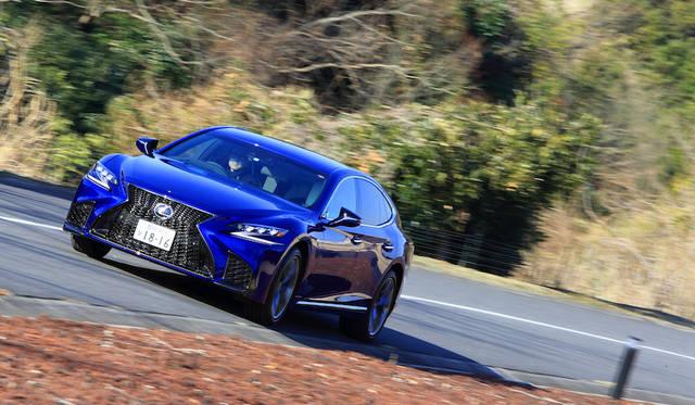 レクサスの新型フラッグシップセダン「LS500」に試乗 Lexus
