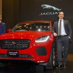 ジャガーのコンパクトSUV「E-PACE」が日本上陸|Jaguar
