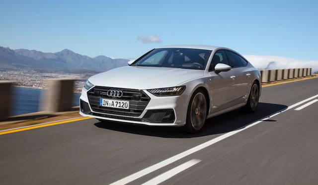 新型アウディ「A7 スポーツバック」に試乗 Audi