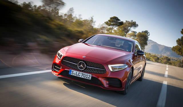 メルセデス・ベンツ新型CLSが魅力的な理由 Mercedes-Benz