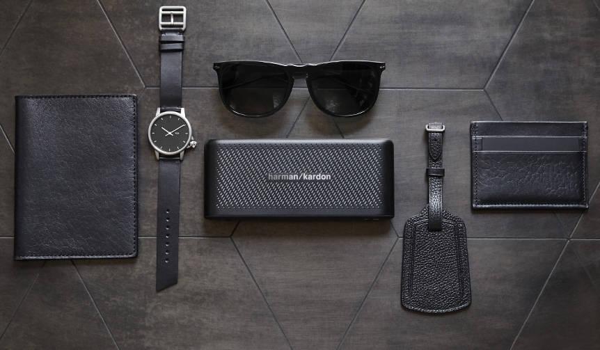 ビジネスパーソンに快適な機能を搭載。Bluetoothスピーカー「TRAVELER」|HARMAN