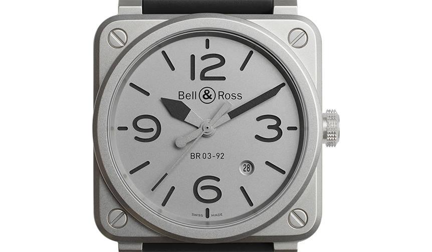 世界限定999本。ベル&ロスが「BR 03-92 HOROBLACK」をリリース|Bell & Ross