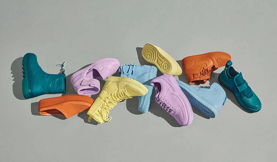 女性が手がけるナイキ「THE1 REIMAGINED」コレクションに新色が登場|NIKE