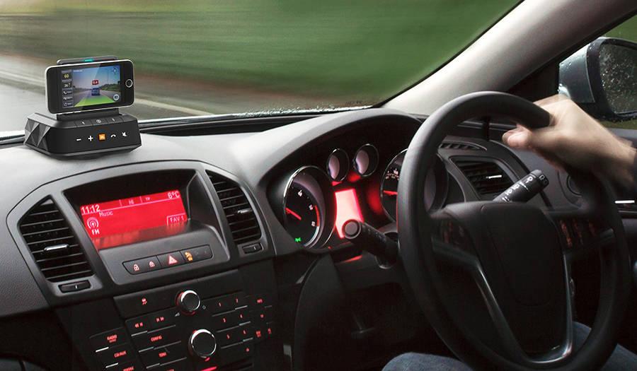 ドライブを快適に。オンダッシュBluetoothスピーカー「JBL SMARTBASE」|JBL