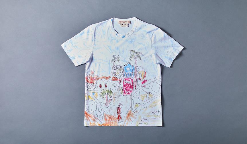 vol.19「ラグジュアリーなプリントTシャツ〜春夏編」MARNI|マルニ