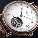 創業者ブレゲの精神を受け継ぐ大胆なデザイン、そして並外れた品格の高さ BREGUET