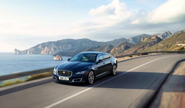 ジャガーXJ誕生50周年記念モデル「XJ50」を発表|Jaguar