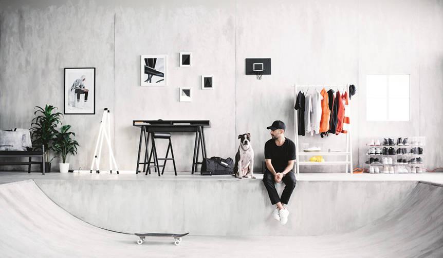 イケア、ストリート系ファッションデザイナーとのコラボレーション誕生! IKEA