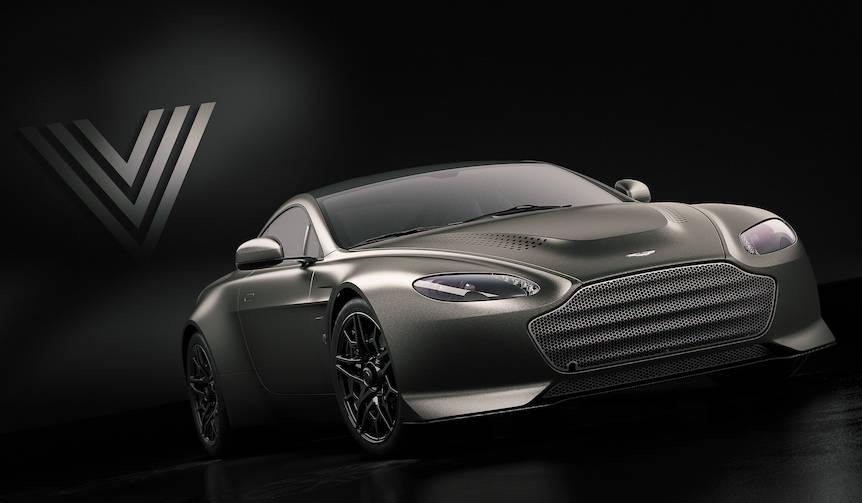 アストン・マーティン「ヴァンテージV600」が復活|Aston Martin