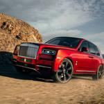 ロールス・ロイス初のSUV「カリナン」をワールドプレミア|Rolls-Royce