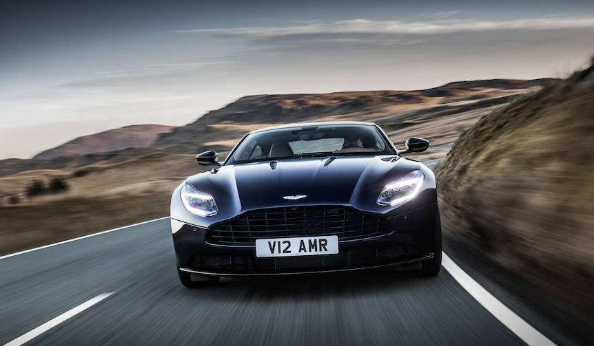 アストンマーティンの新たなるフラッグシップ、DB11 AMR登場 Aston Martin