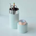 ブリキ製のオリジナルペンケースにブルー系の新色がリリース|PAPIER LABO.