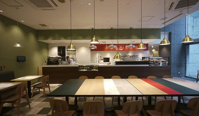 パニーノジュストが都内デリバリーの拠点となる麹町店をオープン|PANINO GIUSTO