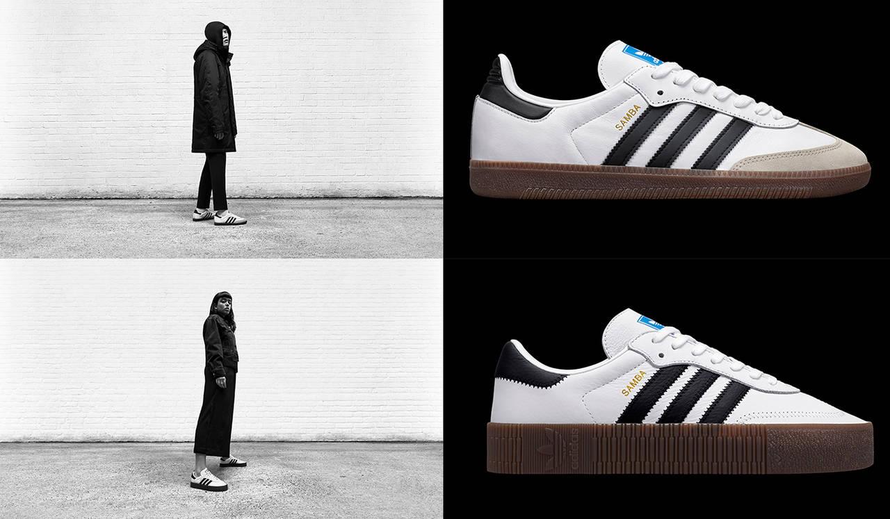 アディダスオリジナルスが名作「SAMBA」をアップデートさせた1足をリリース Adidas